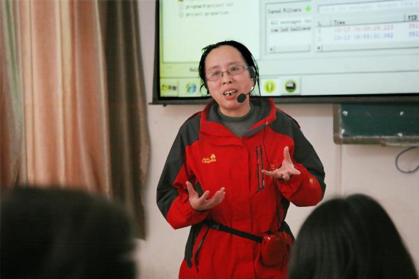 信息工程学院 李南方