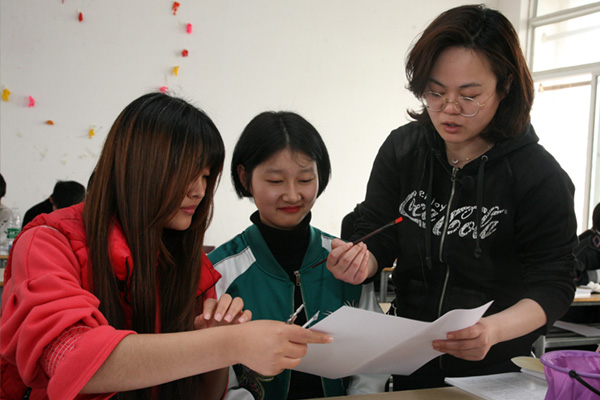 信息工程学院 吕信