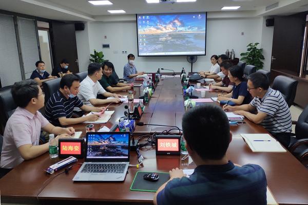 校领导带队赴武汉港航建造集团开展调研交流
