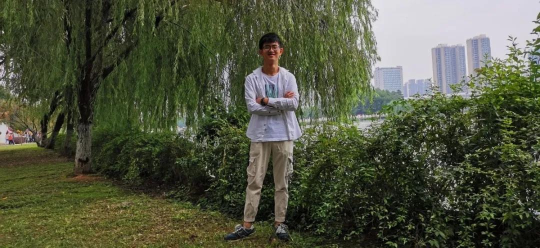 【2020年度十大学子之星】勤奋学习之星机电学院陈元豪